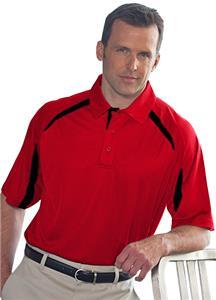 Hartwell 610 Seminole Men's Colorblock Polo Shirts