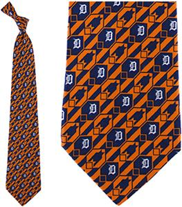 Eagles Wings MLB Detroit Tigers Nexus Tie