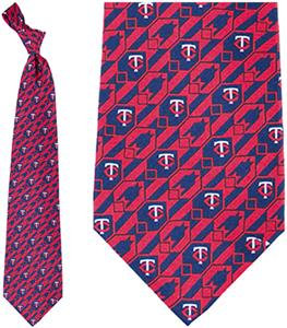 Eagles Wings MLB Minnesota Twins Nexus Tie