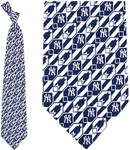Eagles Wings MLB New York Yankees Nexus Tie