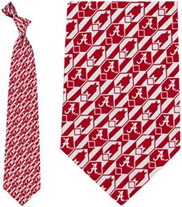 Eagles Wings NCAA Alabama Tie Nexus