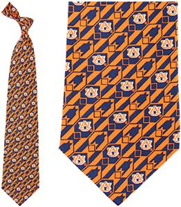 Eagles Wings NCAA Auburn Tigers Tie Nexus