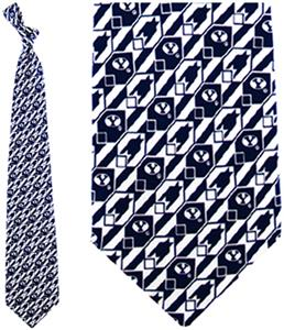 Eagles Wings NCAA BYU Cougars Tie Nexus