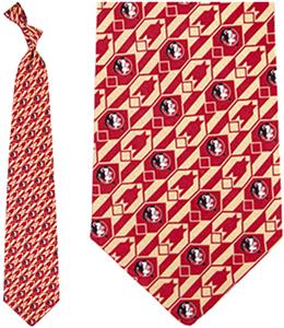 Eagles Wings NCAA Florida State Seminole Tie Nexus