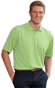 Hartwell 500 Montgomery Mens 3-Button Placket Polo