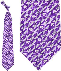 Eagles Wings NCAA Kansas State Tie Nexus