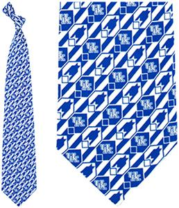 Eagles Wings NCAA Kentucky Wildcats Tie Nexus
