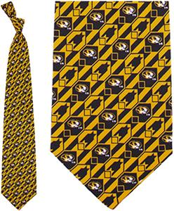 Eagles Wings NCAA Missouri Tigers Tie Nexus