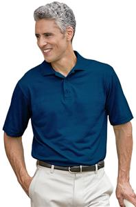 Hartwell 700 Henry Men's Textured Stripe Polo