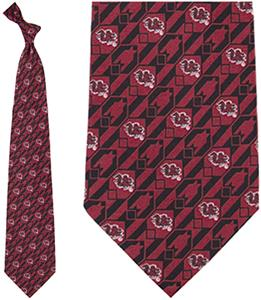 Eagles Wings NCAA South Carolina Tie Nexus