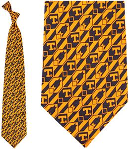 Eagles Wings NCAA Tennessee Vols Tie Nexus