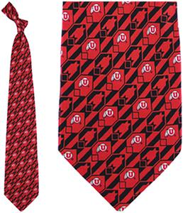 Eagles Wings NCAA Utah Utes Tie Nexus