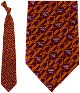 Eagles Wings NCAA Virginia Tech Tie Nexus