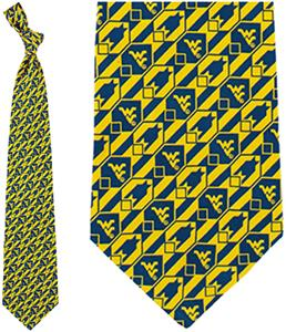 Eagles Wings NCAA West Virginia Tie Nexus