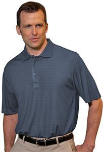 Hartwell 940 Douglas Men's Brick Jacquard Polo