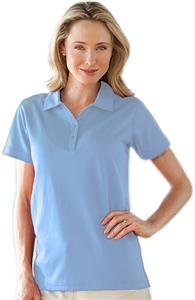 Hartwell 210 Bartow Ladies' Baby Pique Polo Shirts
