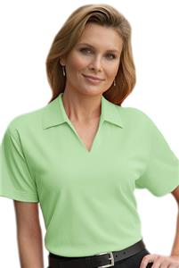 Hartwell 210R Bartow Ladies Baby Pique V-Neck Polo