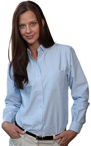 Hartwell 9525 Monroe Ladies' LS Oxford Shirts