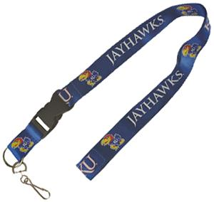 Pro Specialties University of Kansas Lanyards