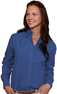 Hartwell 9535 Taylor Ladies' LS Broadcloth Shirts