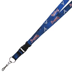 Pro Specialties MLB Atlanta Braves Lanyards
