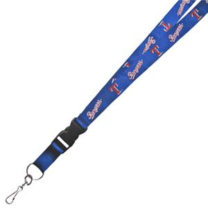 Pro Specialties MLB Texas Rangers Lanyards