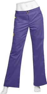 WonderWink Two Stretch Bungee Waist Cargo Pant