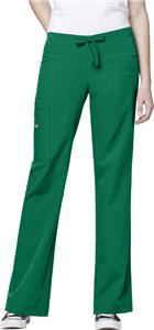 WonderWink Four-Stretch Cargo Drawstring Pant