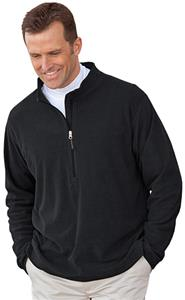 Hartwell 5630 Turner Mens Half-Zip Fleece Pullover
