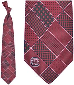 Eagles Wings NCAA South Carolina Patchwork Tie