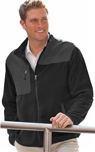 Hartwell 5620 Lincoln Men's Fleece Zip Jackets