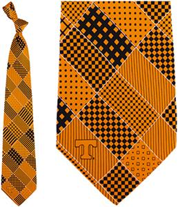 Eagles Wings NCAA Tennessee Vols Patchwork Tie
