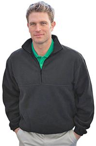 Hartwell 1736A Wayne Men's Half-Zip Fleece Jackets