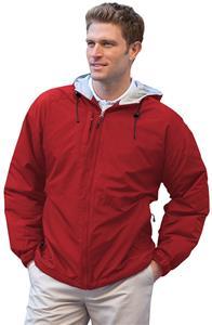 Hartwell 2107A Spalding Men's Ripstop Zip Hoodies