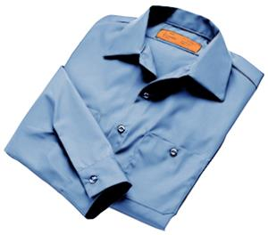 Hartwell MS14 Long Sleeve Adult Work Shirts