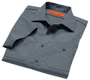 Hartwell MS24 Short Sleeve Adult Work Shirts