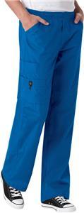 WonderWink Men's Cargo Scrub Pants
