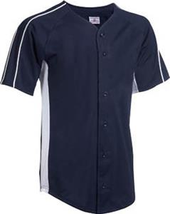 Teamwork Fielders Choice Full Button Jersey