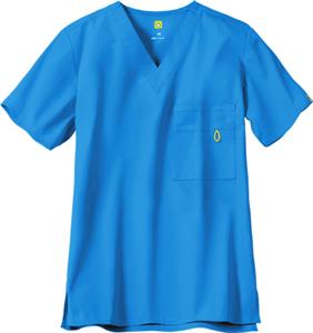WonderWink Unisex The Alpha V-Neck Scrub Top