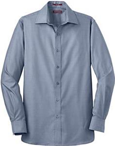 Red House Adult Slim Fit Pinpoint Oxford Shirts