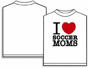 I Love Soccer Moms soccer tshirt gifts