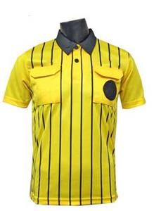 GOLD Referee Soccer Jerseys-Slightly Imperfect