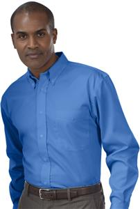 Red House Adult Dobby Non-Iron Button-Down Shirts