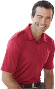 Red House Adult Ottoman Performance Polo Shirts