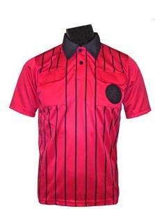 RED Referee Soccer Jerseys-Slightly Imperfect