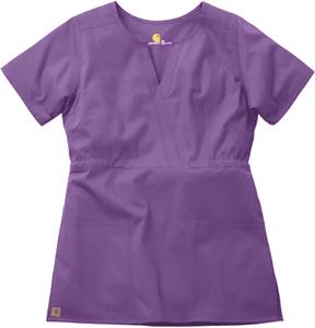 Carhartt Women's Fashion Waist Scrub Top