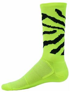 Red Lion Zany Copy Cat Performance Crew Socks