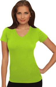 Next Level Women's The Sporty V-Neck T-Shirts