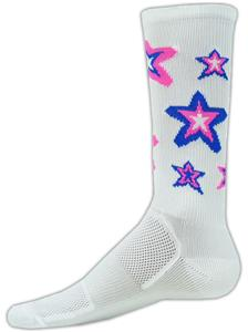 Red Lion Zany Phoenix Performance Crew Socks