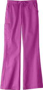 Carhartt Women's Cargo Flare Leg Scrub Pant